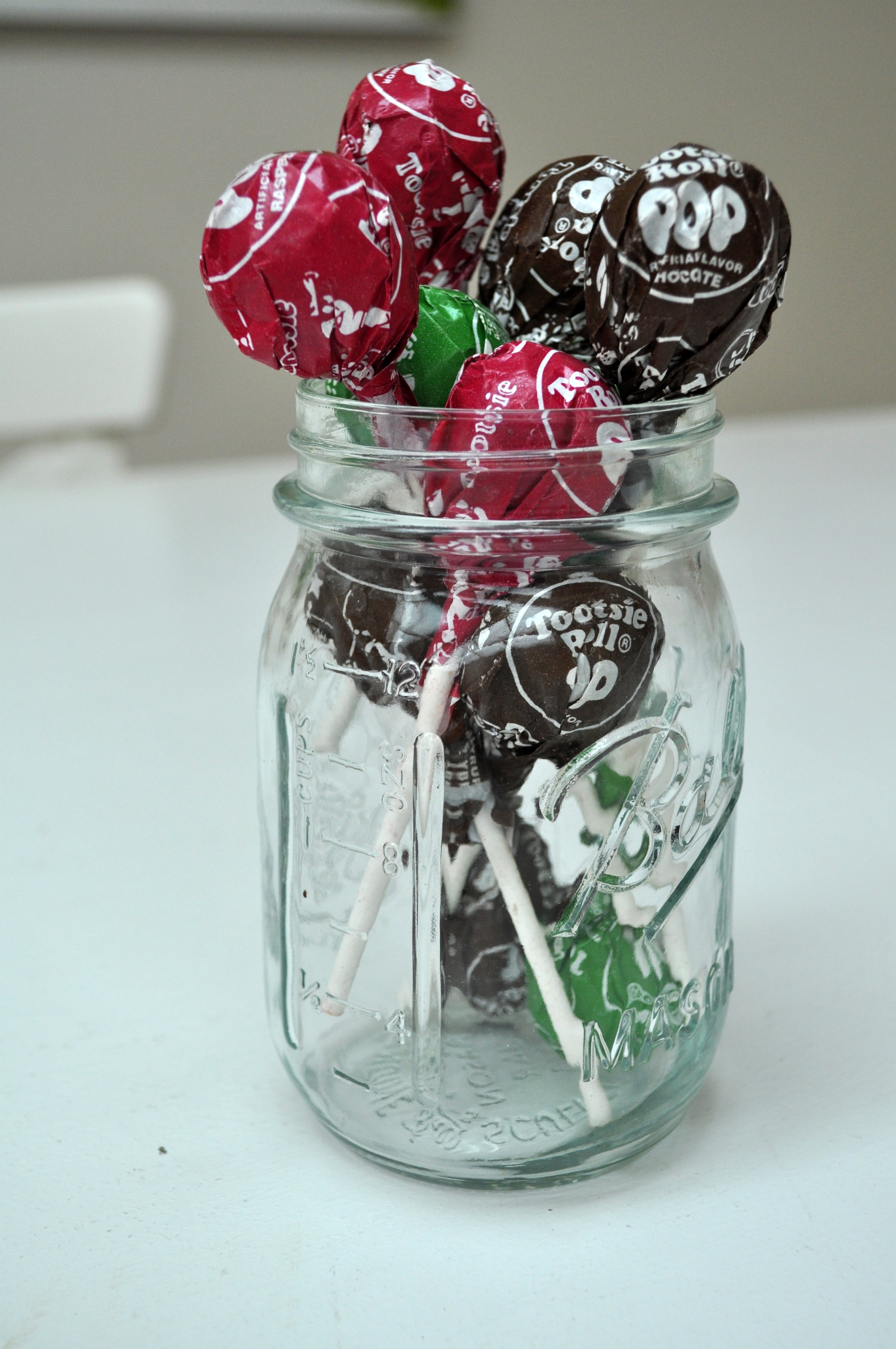 Candy filled centerpieces : Diy sweets filled mason jars raleigh wedding planner